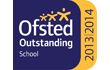 Ofsted 2013 - 2014 award image