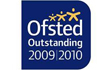 Ofsted 2009 - 2010 award image