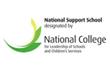 National Support School Leadership award image
