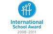 International School Award 2008-2011 award image