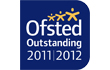 Ofsted 2011 - 2012 award image