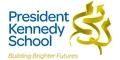 President Kennedy School logo