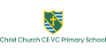 Christ Church of England Controlled Primary School logo