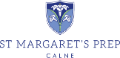 Logo for St Margaret's Prep School, Calne