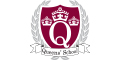 Queens' School logo
