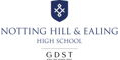 Notting Hill and Ealing High School logo