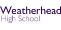 Weatherhead High School A High Performing Academy logo