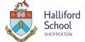 Halliford School logo