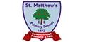 St Matthew's CofE Primary Academy logo