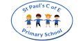 St Paul's CofE Voluntary Controlled Primary School logo