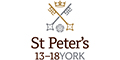 St Peter's 13-18