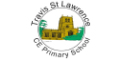 Travis St Lawrence CofE Primary School logo