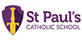 St Paul's Catholic School logo