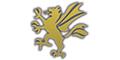 Dinas Bran School logo