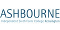Ashbourne Independent Sixth Form College logo