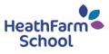 Heath Farm School logo