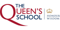 The Queen's School logo