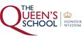 Logo for The Queen's School