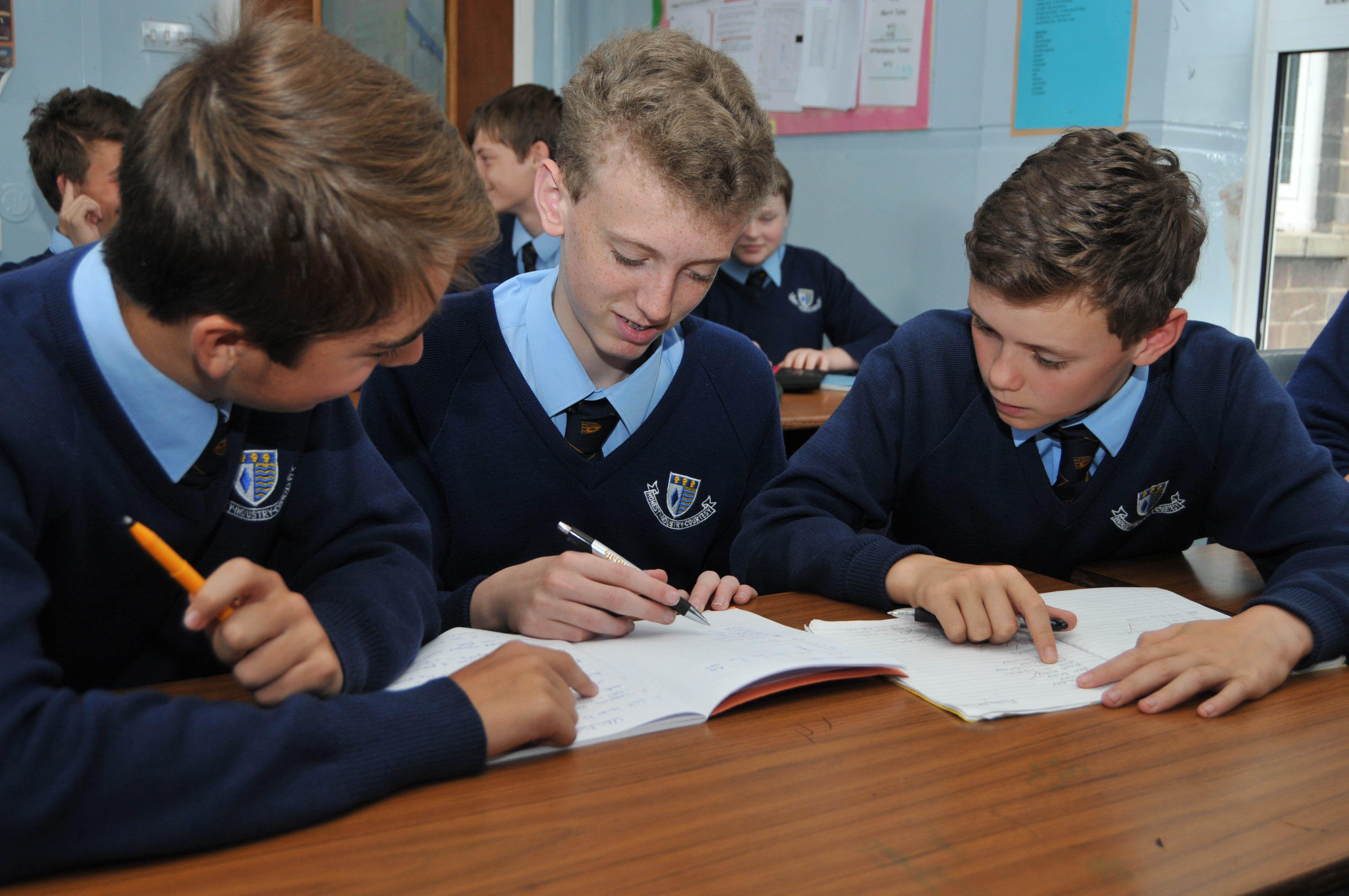 Weaverham High School Tes Jobs