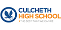 Culcheth High School logo