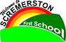 Scremerston First School logo