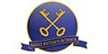 Barton St Peter's CE Primary School logo
