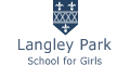 Langley Park School for Girls logo