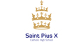 Saint Pius X Catholic High School logo