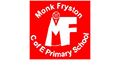Monk Fryston Church of England Voluntary Controlled Primary School logo
