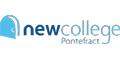 New College Pontefract logo