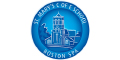 St Mary's Church Of England School logo
