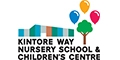 Logo for Kintore Way Nursery School and Children's Centre