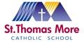 St Thomas More Catholic Voluntary Academy logo