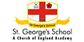 St George's School - A Church of England Academy logo