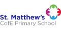 St Matthew's CofE Primary School Bolton logo