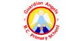 Guardian Angels RC Primary School Bury logo
