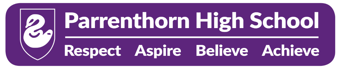 Parrenthorn High School logo