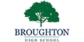 Broughton High School logo