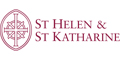 St Helen and St Katharine logo