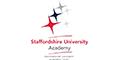Logo for Staffordshire University Academy