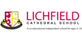 Lichfield Cathedral School logo