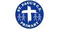 St Paul's CofE (C) Primary School logo