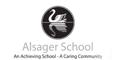 Alsager School logo