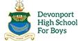 Devonport High School for Boys logo