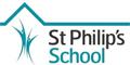 St Philip's School logo