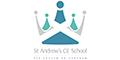 St Andrew's CE School logo