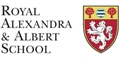 Royal Alexandra and Albert School logo