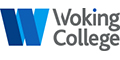 Woking College logo