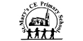St Mary's Church of England Primary School logo
