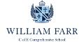 William Farr CE Comprehensive School logo
